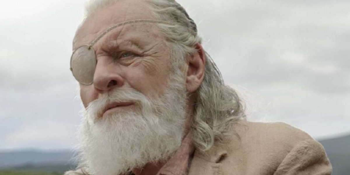 Anthony Hopkins in Thor: Ragnarok