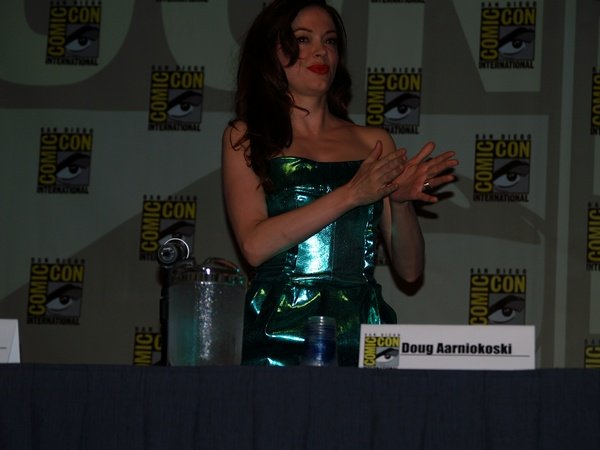 Comic Con: Red Sonja Panel In Detail #136