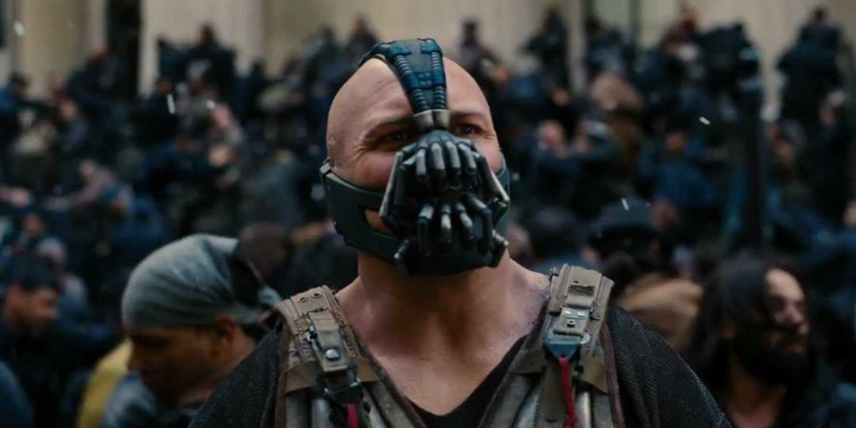 5 Dc Characters Tom Hardy Would Be Perfect As That Aren T Bane Cinemablend