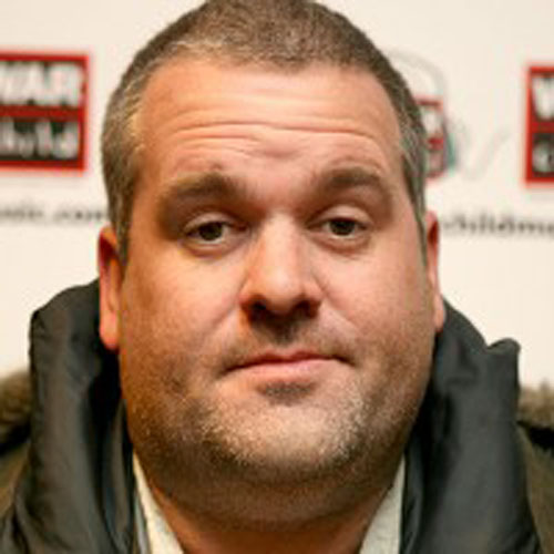 Chris Moyles sets on-air record for Comic Relief