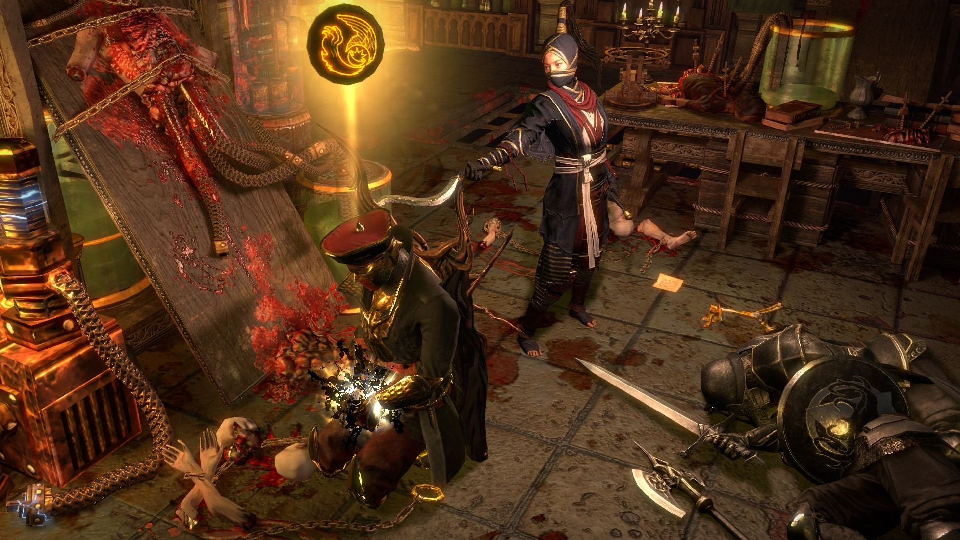 Path of Exile Betrayal basically adds Shadow of Mordor's Nemesis