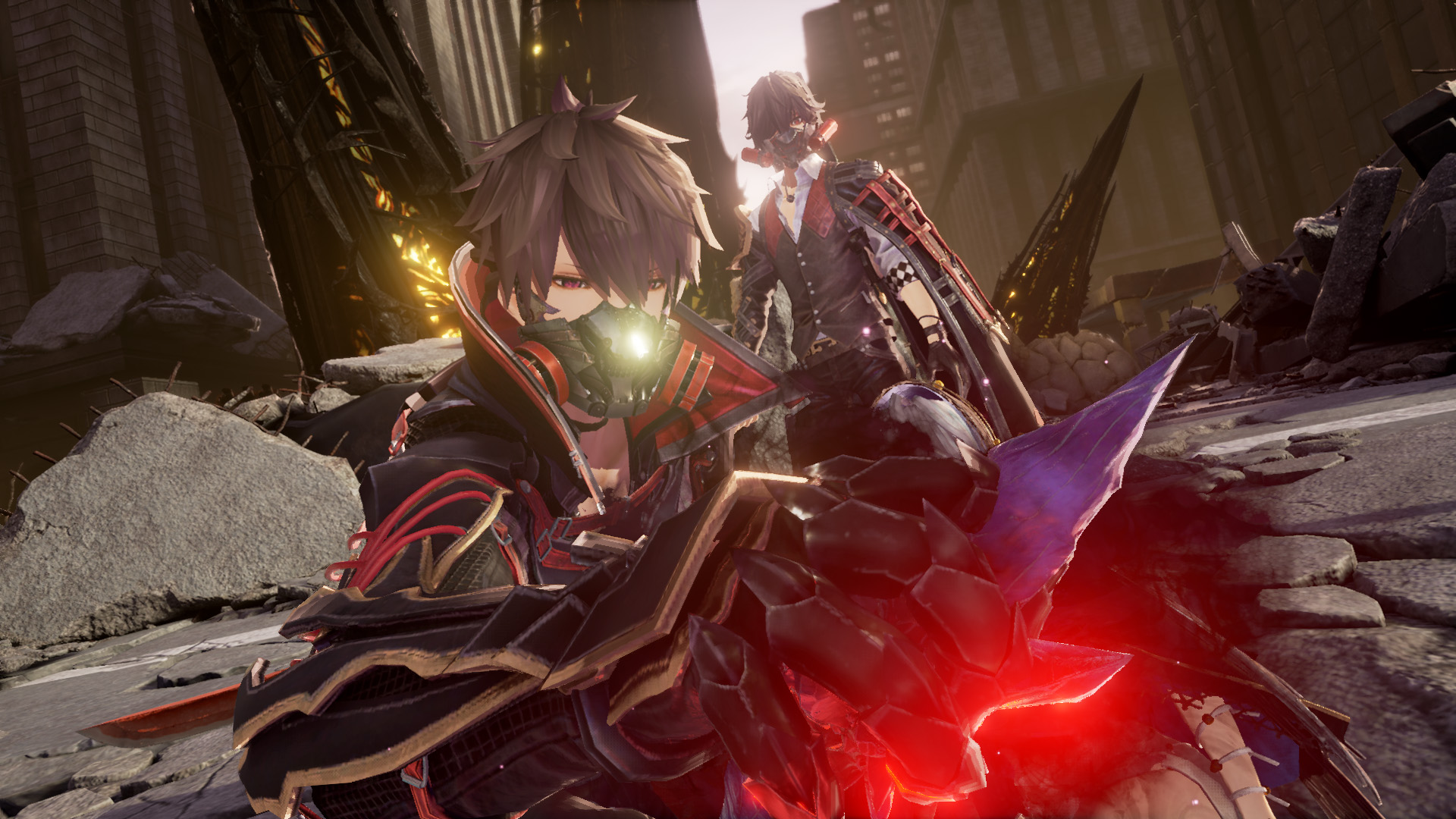 Buy Code Vein With Your Own Blood Pc Gamer