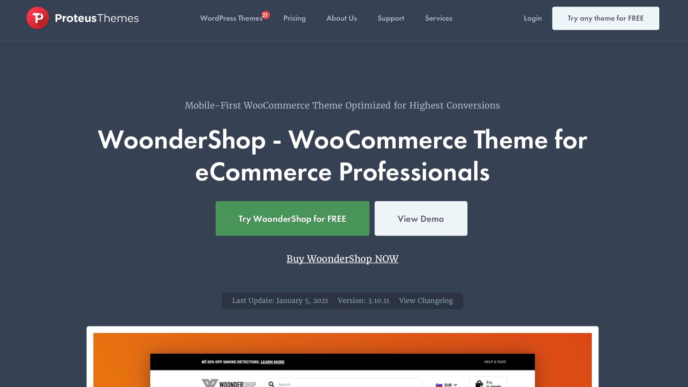 WoonderShop