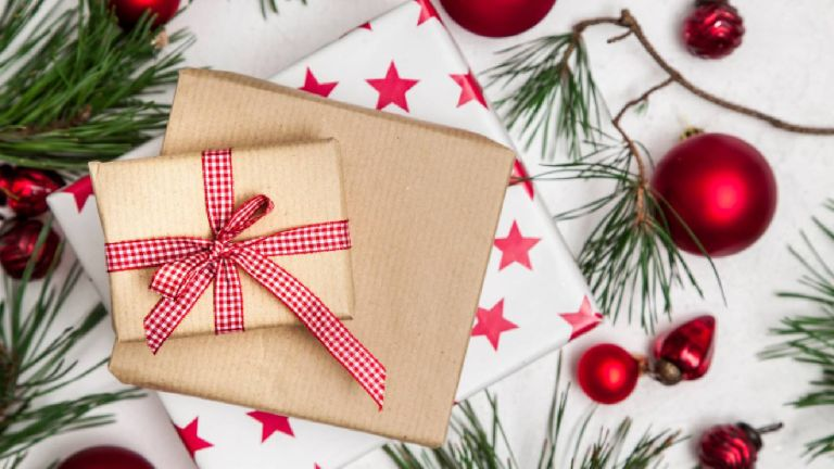 Best Christmas gifts for grandparents: wrapped presents