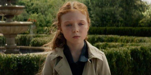 Dark Phoenix Summer Fontana as young Jean Grey