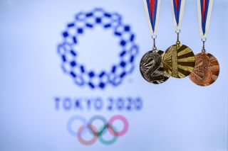 The Olympics were scheduled to take place in Tokyo in the summer of 2020 before being postponed until 2021.