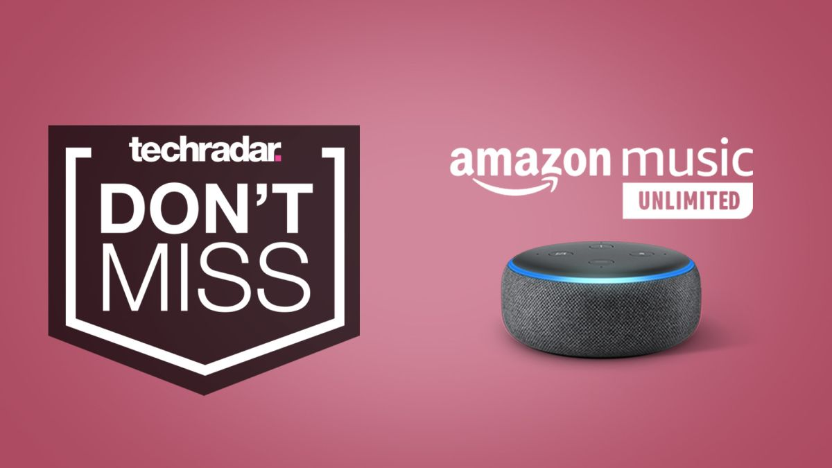 Grab an Amazon Echo Dot for $0.99 with two months of Amazon Music Unlimited