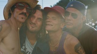 Red Hot Chili Peppers 2021