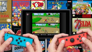 Nintendo switch cracked games