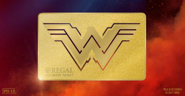 Wonder Woman Ultimate ticket