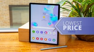 Samsung Galaxy Tab S6 hit lowest price yet