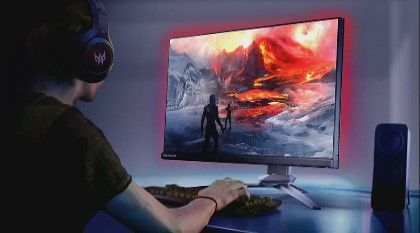 This Acer Predator 360Hz gaming monitor is overkill and I want one