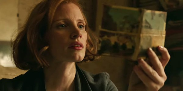 Jessica Chastain meets naked lady in IT Chapter Two