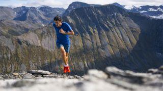 Kilian Jornet running
