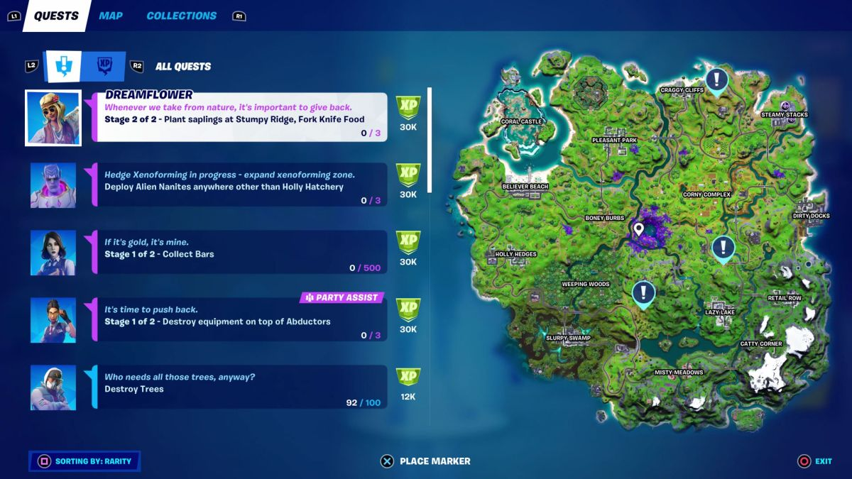 Fortnite Week 6 quests – how you can remove the entire Epic Quests and Legendary Quests in Season 7