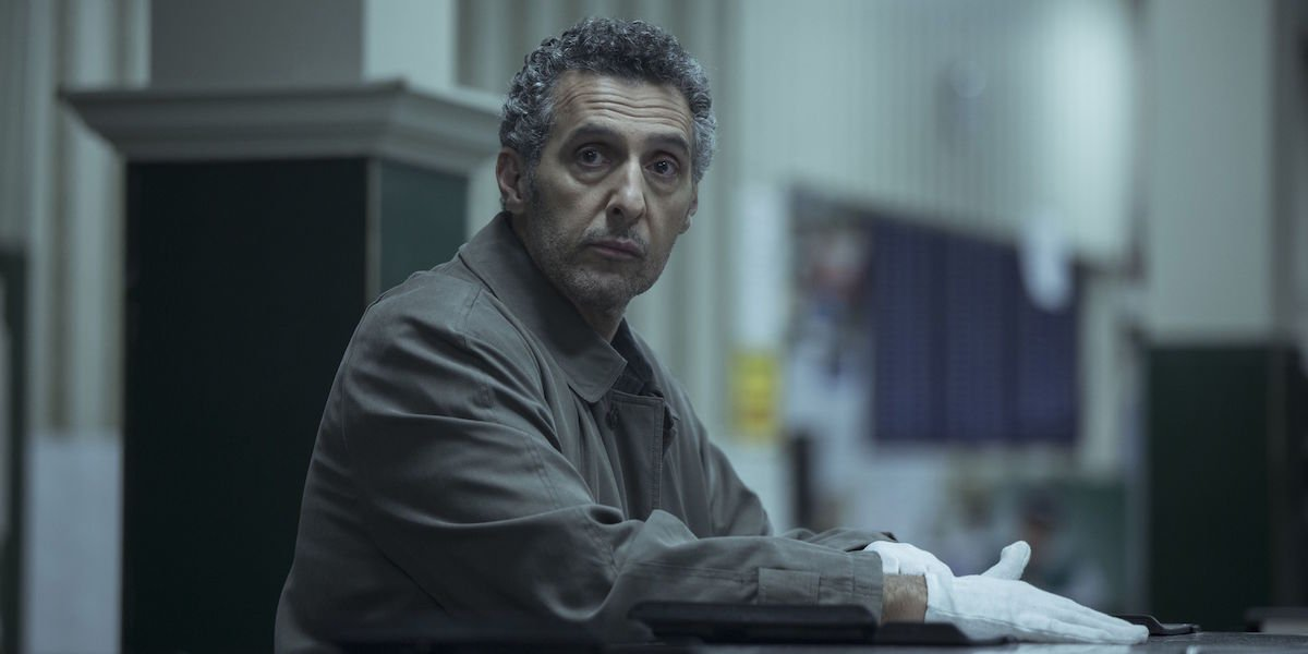 John Turturro in The Night of