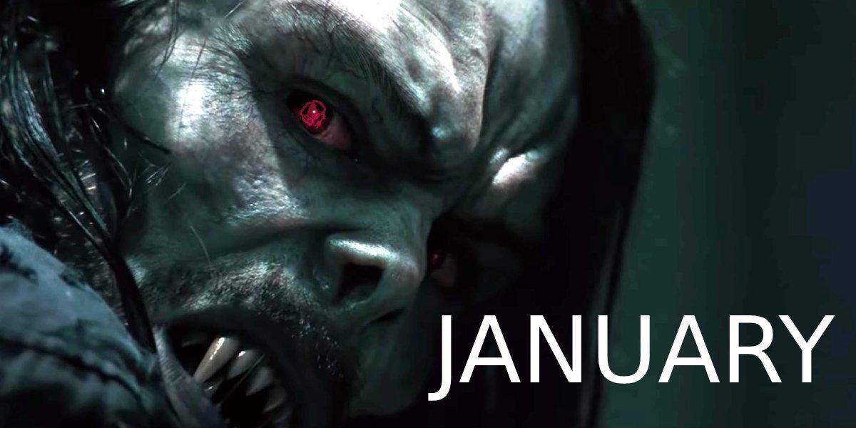Morbius - January 2022