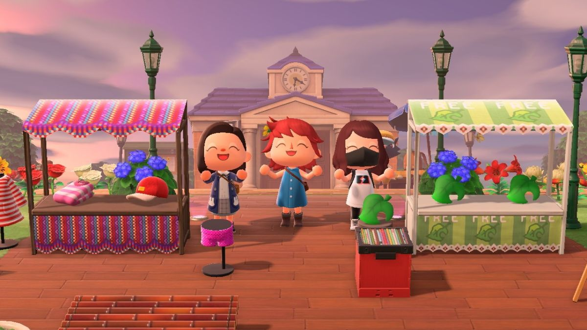 Fan-made Nintendo Direct imagines Animal Crossing features pretty much everyone wants
