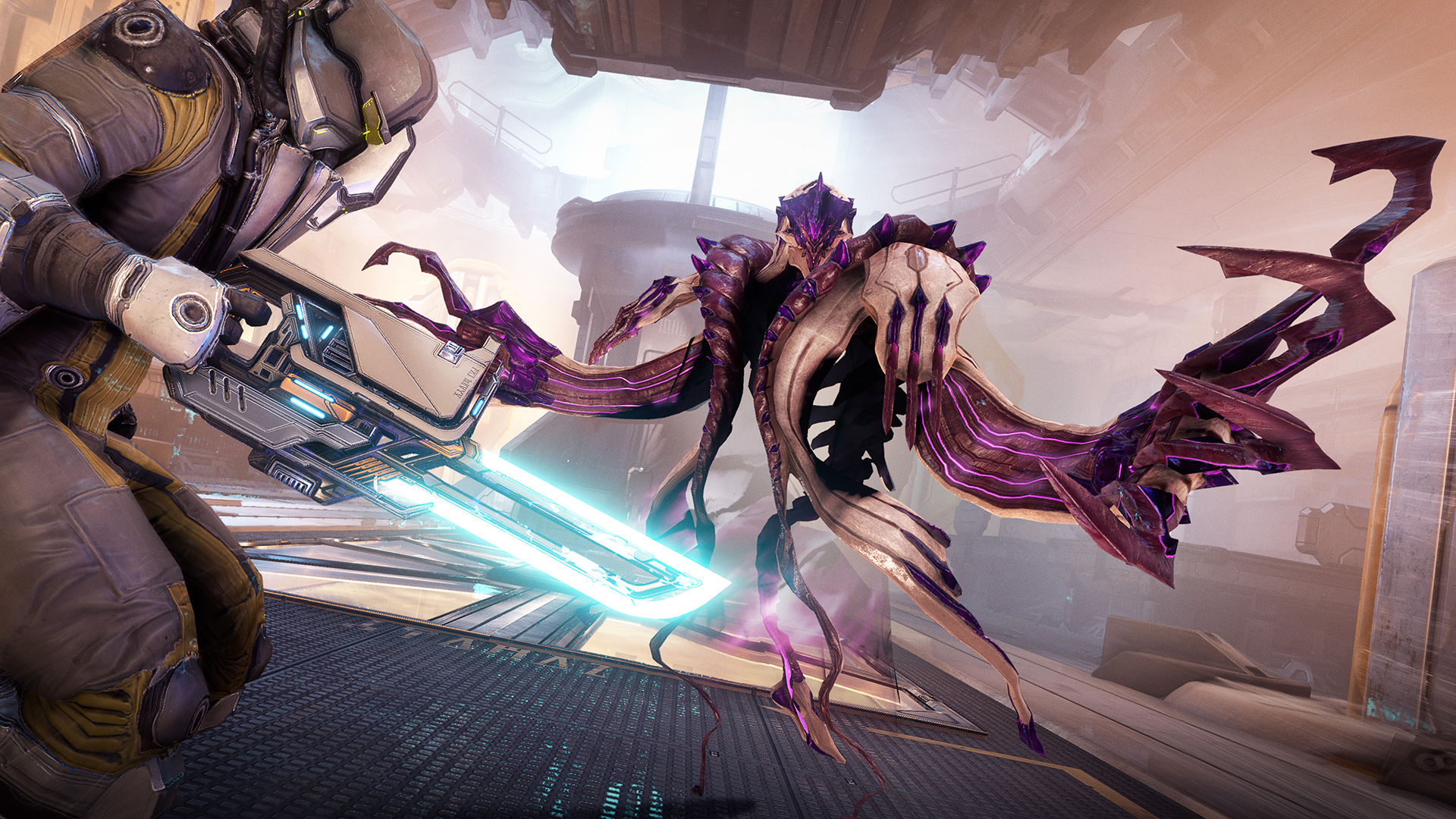Warframe's Rebecca Ford talks about its ghostly Call of the Tempestarii update