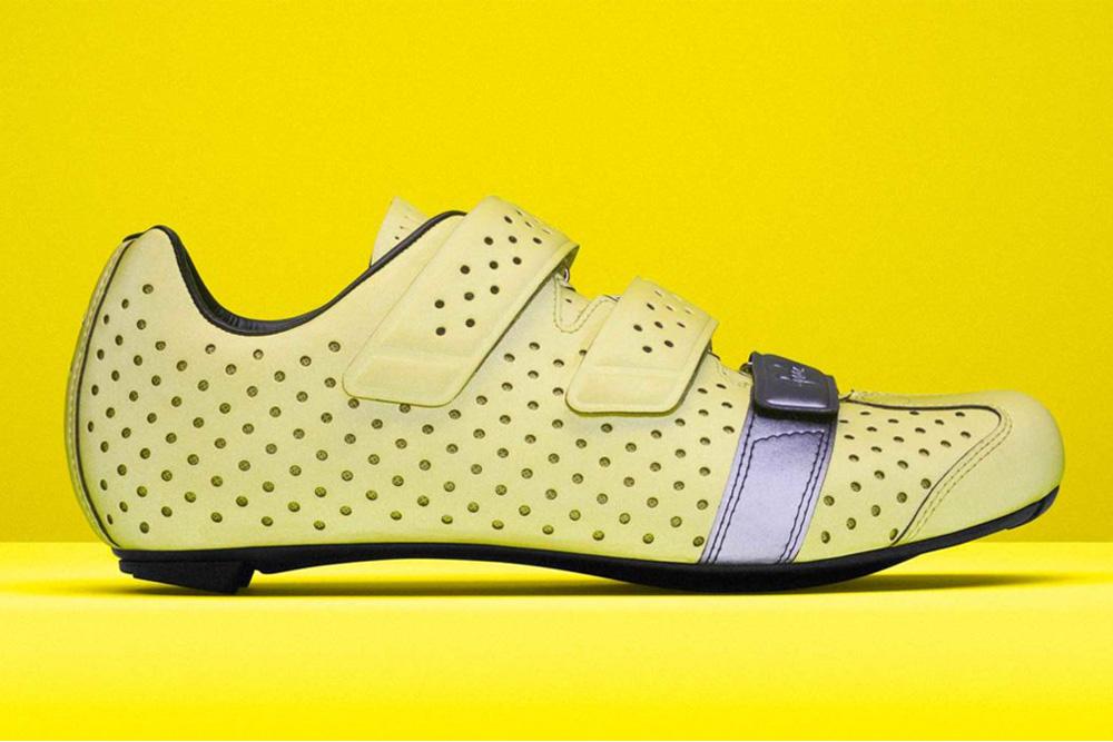 rapha reflective climber's shoes