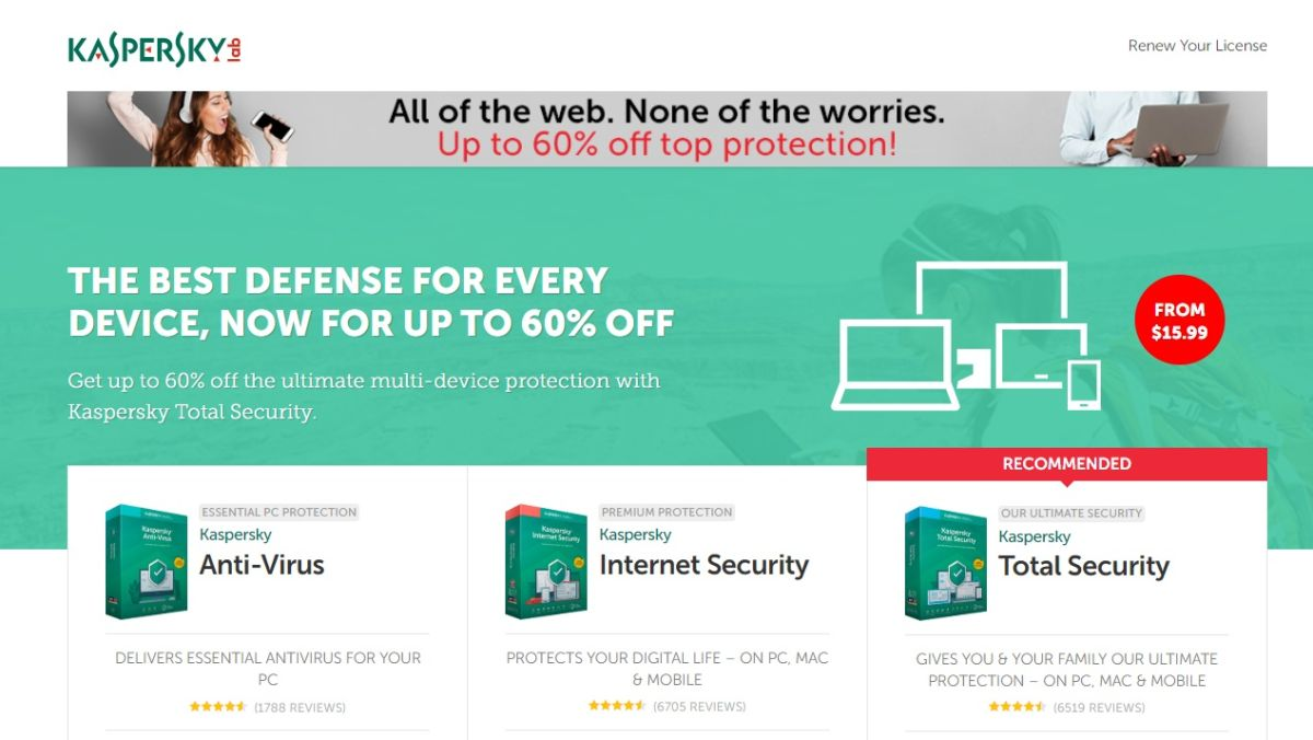 The best antivirus software of 2019   ITProPortal