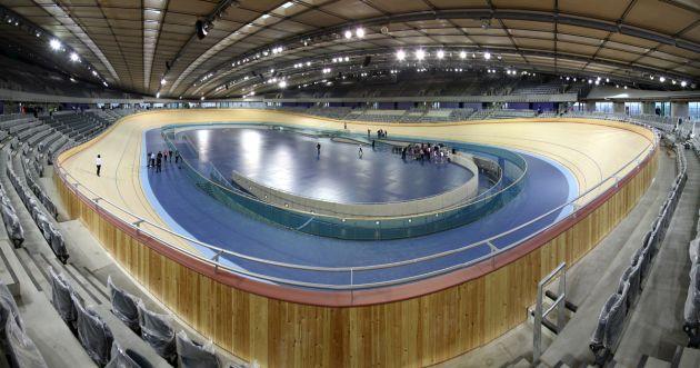 London Olympic velodrome.jpg