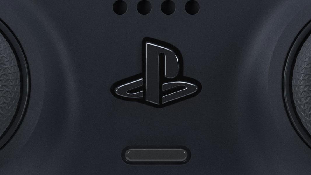 DualSense PS button