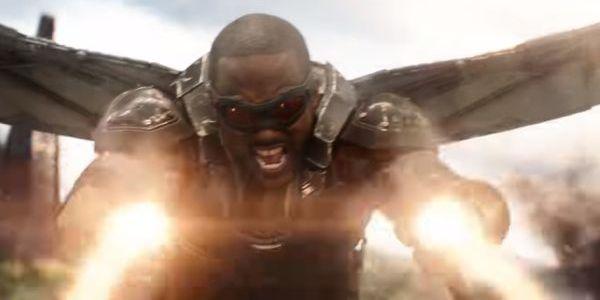 Anthony Mackie Avengers: Infinity War