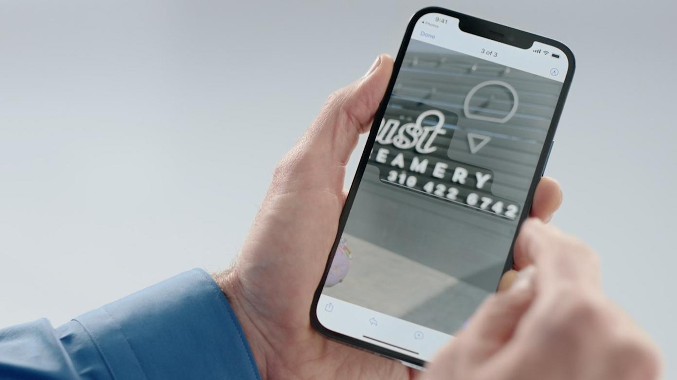 Apple Visual Look Up Google Lens rival