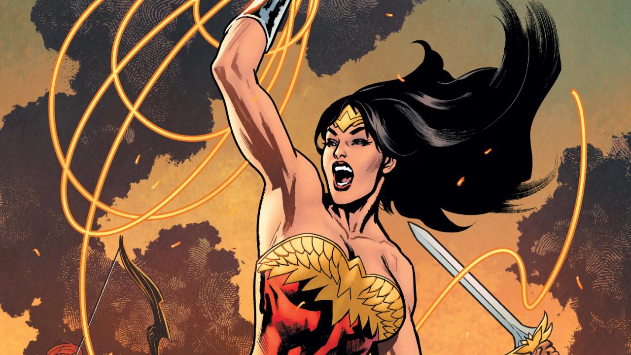 Wonder Woman: Earth One Vol. 3 Release Date | GamesRadar+