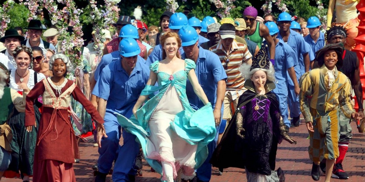 Enchanted 2: What's Going On With Disney's Disenchanted