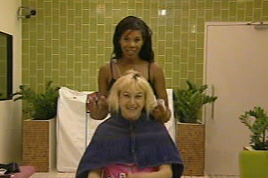 Big Brother: Tracey's in the pink