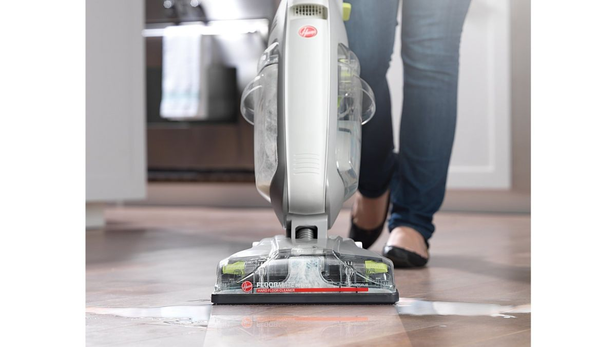 This mop-vacuum combo changed the way I clean, and it's under $140 right now