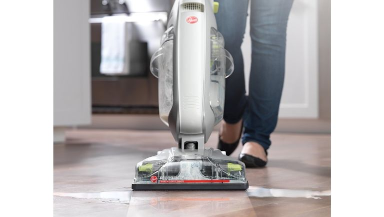 hoover floor washer