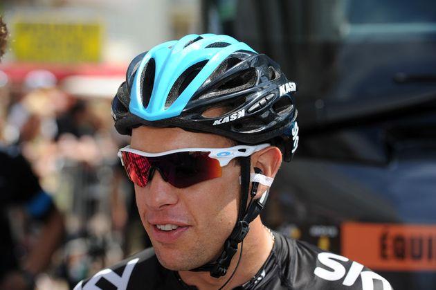 Richie Porte, Tour de France 2013, stage five