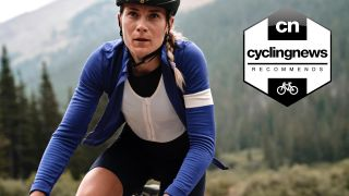 Women's cycling base layer