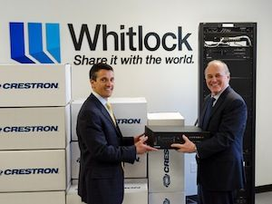 Crestron Installs 50,000th DigitalMedia