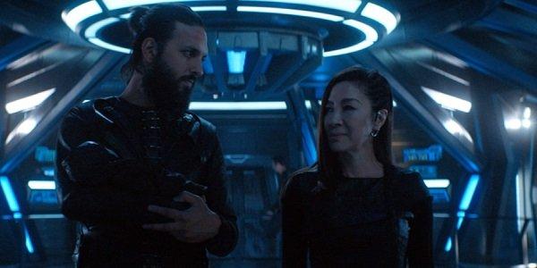Ash and Georgiou Star Trek: Discovery CBS All Access