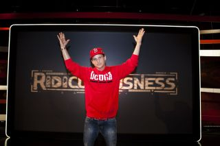 "Rob Dyrdek hosts MTV's ""Ridiculousness"""