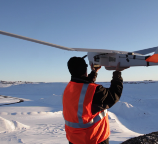 AeroVironment's Puma AE Drone