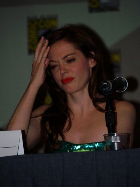 Comic Con: Red Sonja Panel In Detail #170