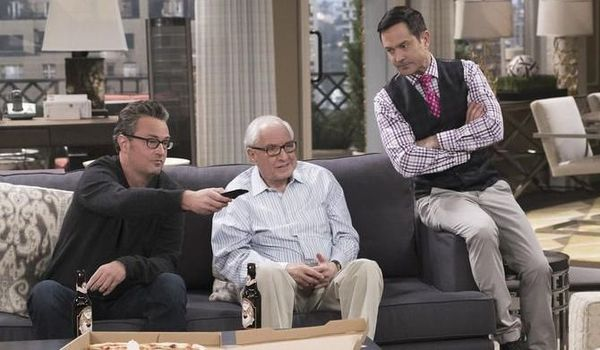 the odd couple matthew perry garry marshall thomas lennon