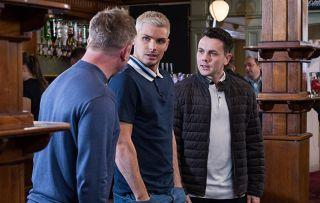 Ste, Jonny and Stuart