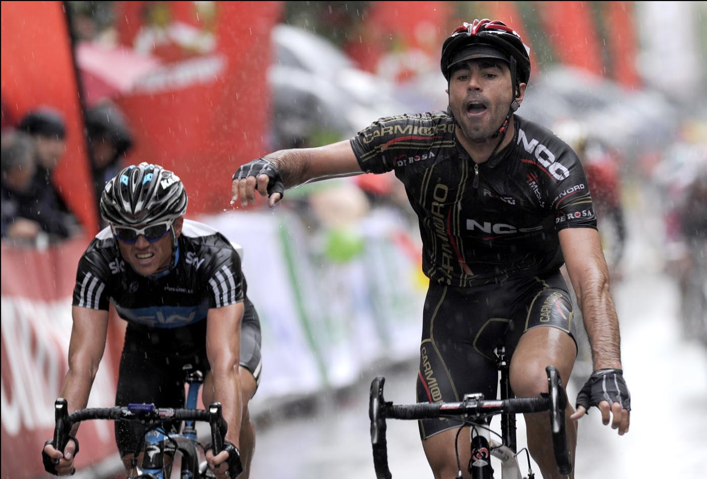 Francisco Ventoso wins stage 5, Tour of Andalusia 2010