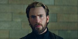 Chris Evans Reacts To Disney+'s Thrilling Falcon And The Winter Soldier Trailer