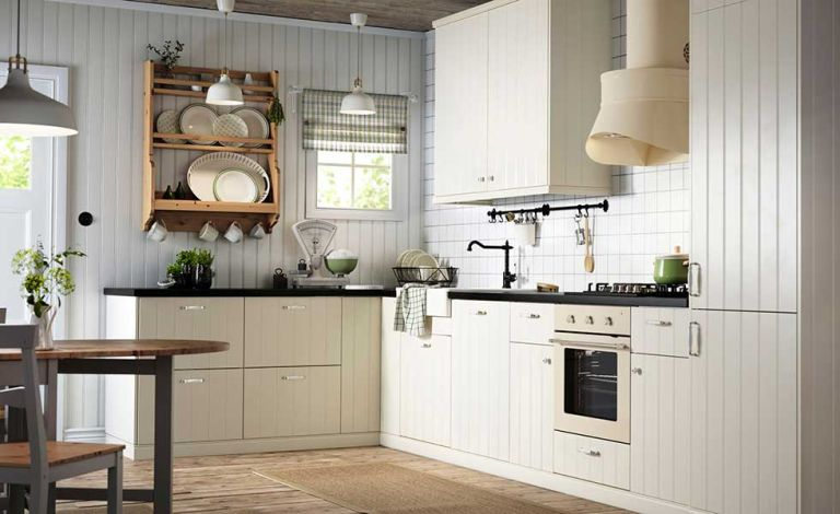 How To Get A Stylish Kitchen On A Budget Real Homes - Stylish Kitchen Designs