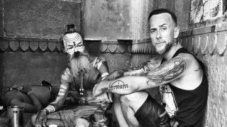 Behemoth frontman Nergal spent two days in Varanasi