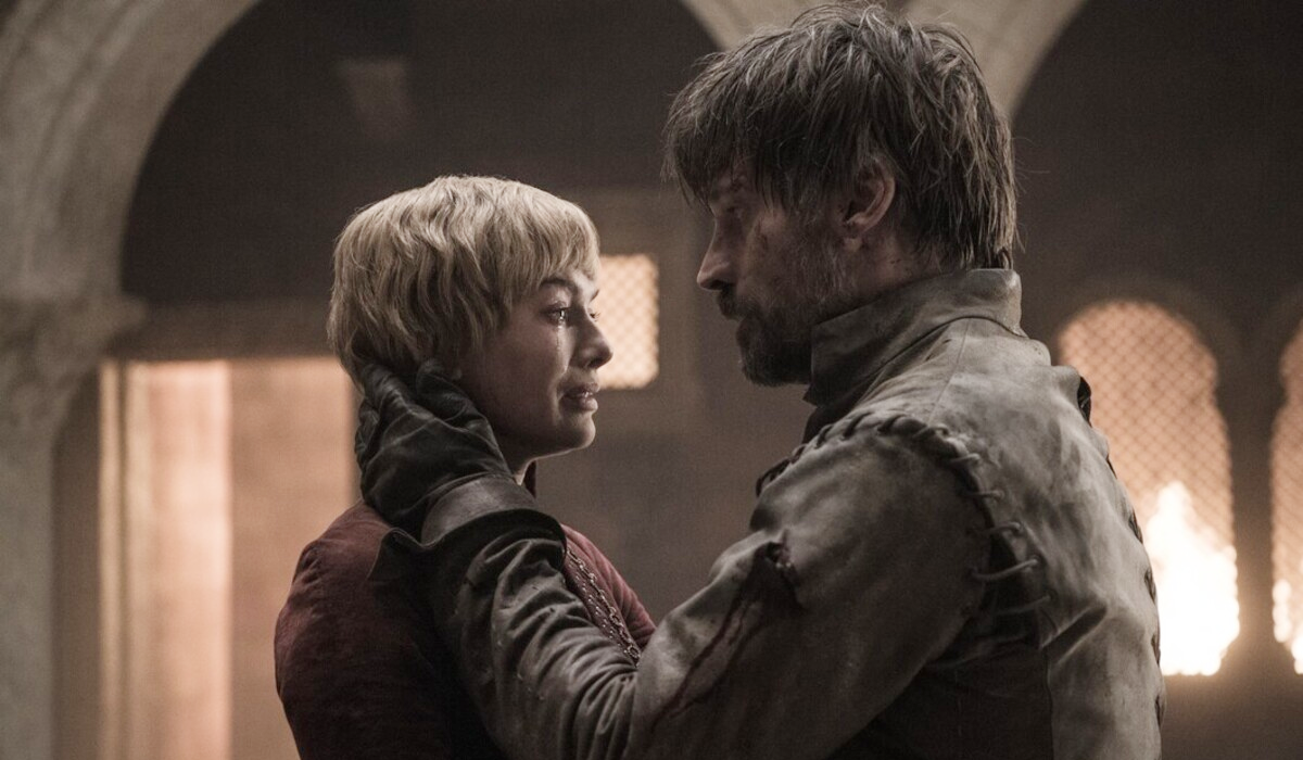 Game of Thrones Cersei Lannister Lena Headey Jaime Lannister Nikolaj Coster-Waldau HBO