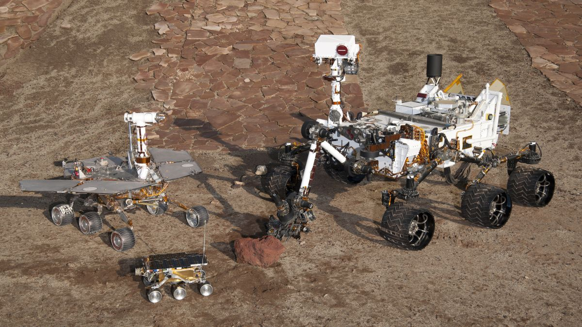 Mars Rovers of the Future: What Comes After Opportunity