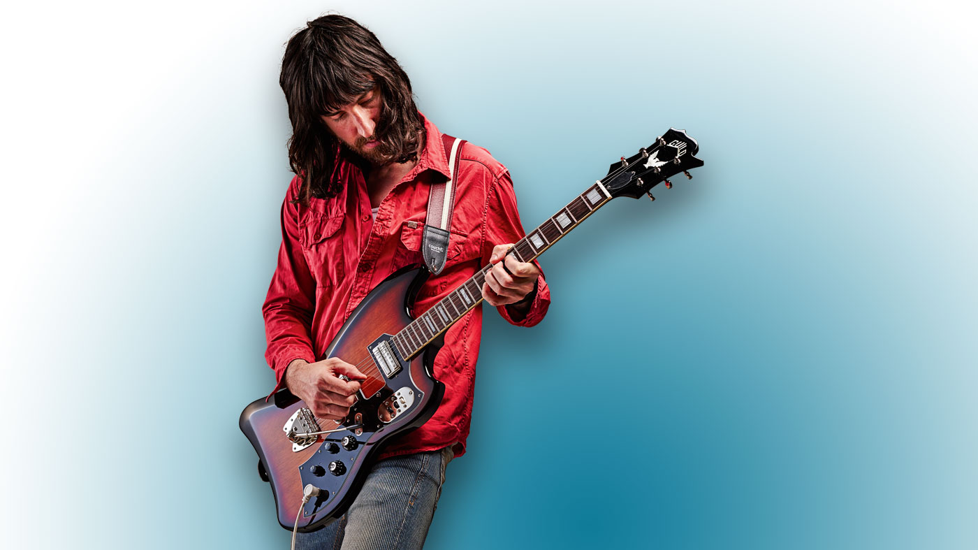 Learn 5 essential blues guitar rhythm grooves with this easy lesson